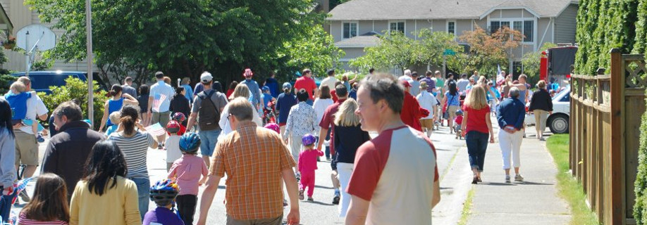 July 4th Bike Parade